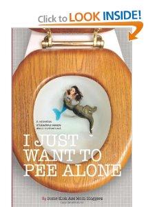 Pee alone
